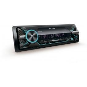 Sony DSX-A416BT 1-DIN Autoradio, Bluetooth, NFC, USB & AUX, handsfree bellen en microfoon