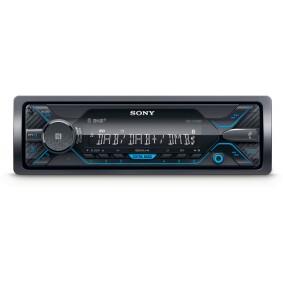 Sony DSX-A510BD 1-DIN Autoradio met DAB+ ,Extra Bass, Bluetooth, AUX- en USB