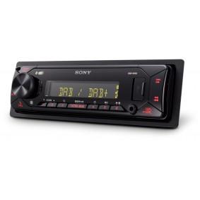 Sony DSX-B41D 1-DIN Autoradio - Bluetooth - DAB+ - USB - AUX