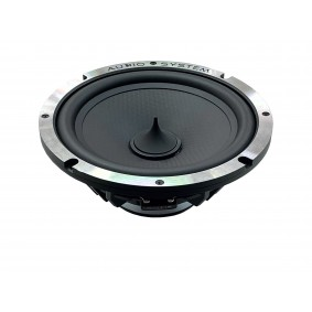 AUDIO SYSTEM 165mm HIGH-END Neodymium Midrange Speaker (Binnenkort leverbaar)