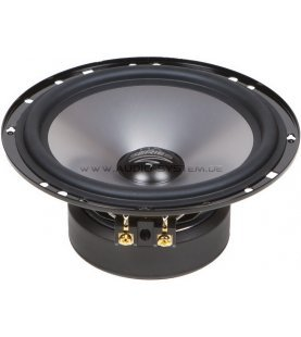 AUDIO SYSTEM 165 mm HIGH-END Midrange Woofer met geventileerde mand