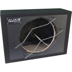 AUDIO SYSTEM Lege behuizing. Gesloten kist 32 liter voor 30 cm bas