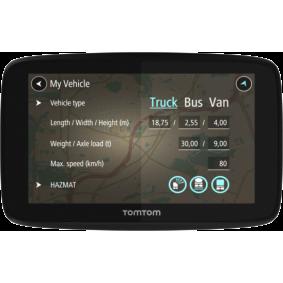 TomTom GO 520 Proffesional LTM 5