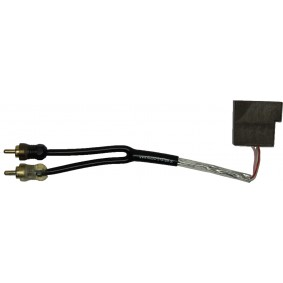 AUDIO SYSTEM HLAC 2-KANAAL LOW-ADAPTER-KABEL