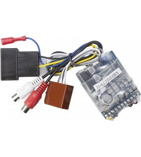 AUDIO SYSTEM High-Low Adapter HLC-2 PLUS voor OEM RADIO
