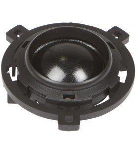 AUDIO SYSTEM 25 mm soft-dome neodymium Tweeter voor Volkswagen Golf 6/ Golf 7/ Scirroco