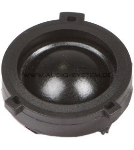 AUDIO SYSTEM 25 mm soft-dome neodymium Tweeter voor Volkswagen Golf 4/ Golf5/ Passat/ Bora
