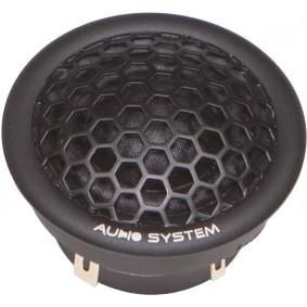 AUDIO SYSTEM HIGH-END 22mm soft dome-under mounting-neodym tweeter