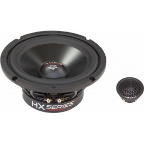 HX-SERIE Full Active-Set betaat uit: - 2x EX 165 DUST EVO , - 2x HS 25 VOL