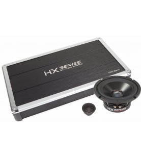 HX-Serie Full Active-Set Bestaat uit:- 2x EX 165 DUST EVO2 - 2x HS 25 DUST- 1x HX-85.4