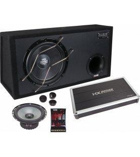 HX-Serie Complete-Set: HX12 SQ BR - HX-85.4 - HX100 SQ EVO 2