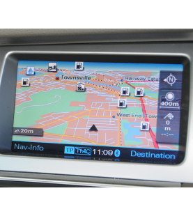 Multimedia 2x A/V interface+CAM+RGB input+A/V Output Audi A4/ A5/ A6/ A8/ Q7 MMI Hoog 2G systems