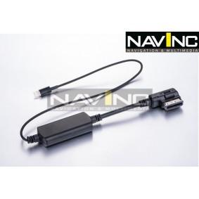 Apple lightning adapter voor VAG met AMI 3G/MDI/Concert/Symphony (50cm kabel)