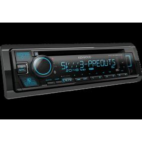 Kenwood KDC-BT950DAB autoradio/CD/USB met Bluetooth & 3 RCA pre-outs (5.0V)
