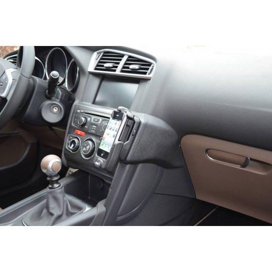 Houder - Kuda Citroën DS4 05/2011-2019 Kleur: Zwart