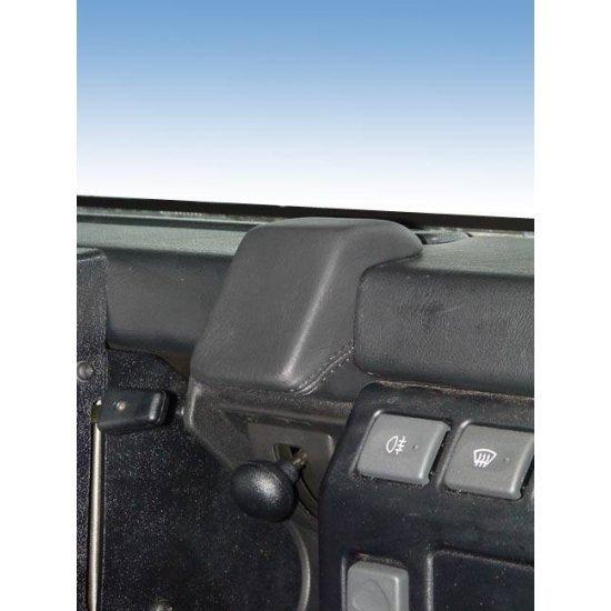 Houder - Kuda Land Rover Defender 1989-06/2007 Kleur: Zwart