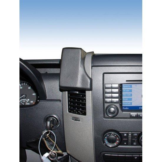 Houder - Kuda Mercedes Benz Sprinter - Volkswagen Crafter 06/2006->Kleur: Zwart