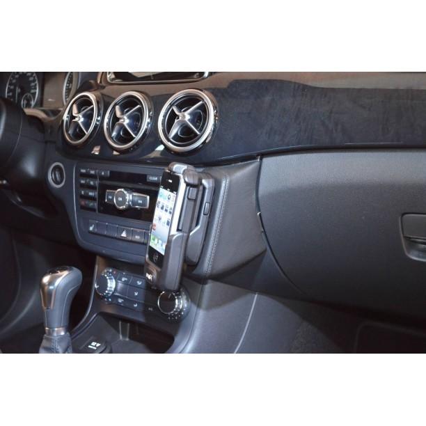 Houder - Kuda Mercedes Benz B-Klasse (W246) 11/2011-2019 Kleur: Zwart