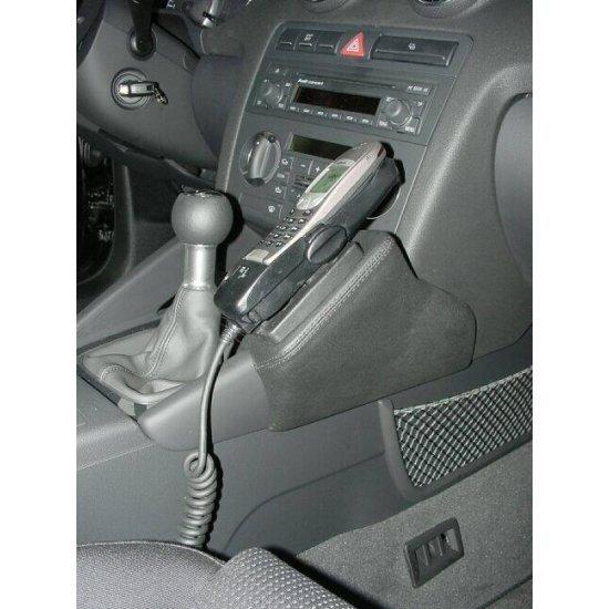 Houder - Kuda Audi A3 (8P / 8PA) 2003-2013 Kleur: Zwart