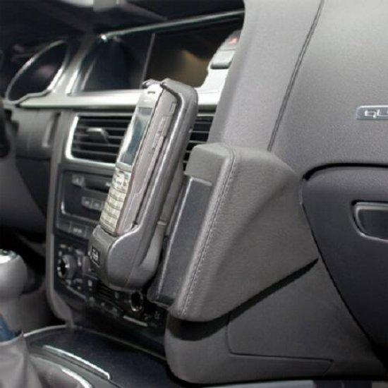 Houder - Kuda Audi A4 (B8) 2007-2015 Kleur: Zwart