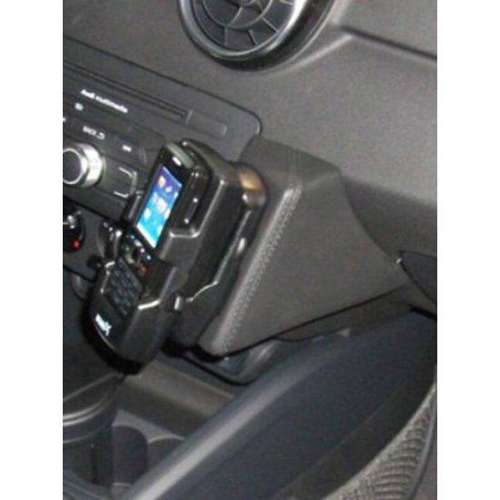 Houder - Kuda Audi A1 2010-2019 Kleur Zwart