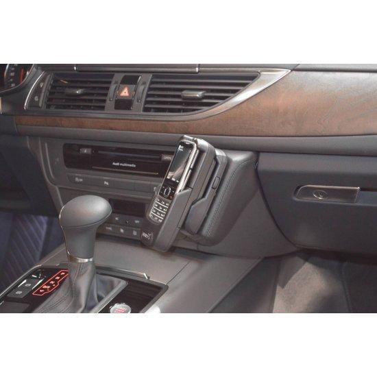 Houder - Kuda Audi A6/ A7 2010-2019 Kleur: Zwart