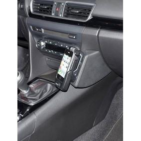Houder - Kuda Mazda 3 (type BM) 2013-2019 Kleur: Zwart