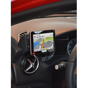 Houder - Kuda Mercedes Benz A-Klasse/ CLA-Klasse/ GLA-Klasse 2012-2019 Kleur: Zwart
