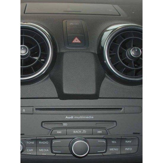 Houder - Kuda Audi A1 2010-2019 Kleur: Zwart