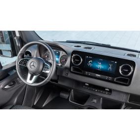 Voor & achter Camera interface Mercedes-Benz MBUX (7