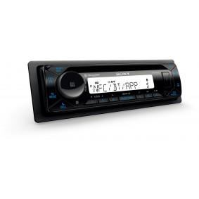 Sony MEX-M72BT - 1-DIN Marine radio  - Waterproof - Bluetooth - CD