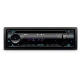 Sony MEX-N7300BD – 1-DIN Autoradio – Bluetooth – DAB+ - USB – AUX