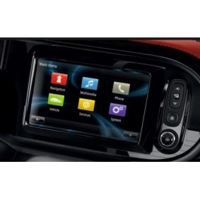 Camera Video interface Renault R-LINK1 & Opel NAVI-80 (F-CAM/R-CAM)