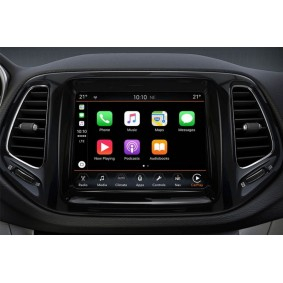 Front& Rear camera interface Jeep&Dodge Uconnect
