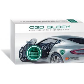 Author OBD Block - Beveiliging voor de OBD-II poort van uw auto