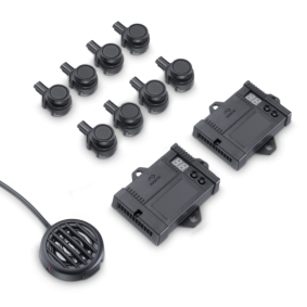 Waeco Parkeersensoren OE 8 sensoren montage voor + achter