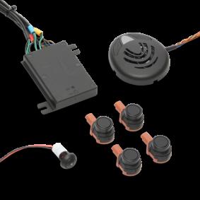 Waeco Parkeersensoren draadloos 4 sensoren montage voor