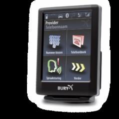 Bluetooth Carkits - THB Bury - iSimple - Parrot