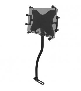 RAM® X-Grip® with RAM® Pod™ I Vehicle Mount for 12