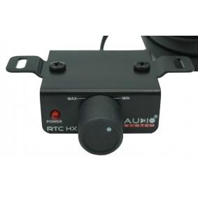 AUDIO SYSTEM HX Remote Control voor alle HX versterkers
