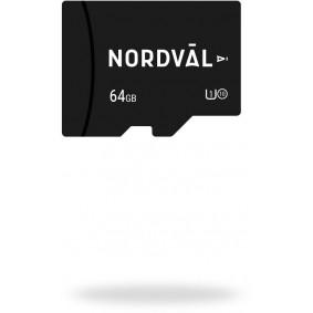 Nordväl MSD geheugenkaart 64GB