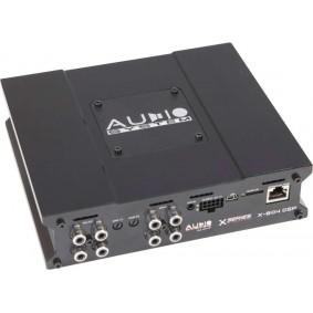 AUDIO SYSTEM DSP-SERIES 4-kanaalsversterker (met 8-kanaals HIGH-POWER DSP)