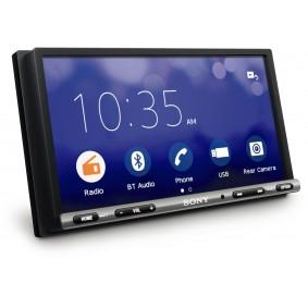 Sony XAV-3500 2-DIN Autoradio, Multimedia, WebLink, Bluetooth ,NFC, Touchscreen,Android, iOS en Apps