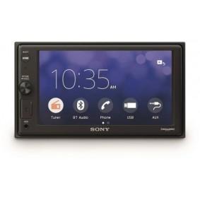 SONY XAV-AX1000 - Visual 2-DIN Autoradio - Multimedia, Apple CarPlay - Bluetooth - Plug&Play