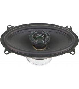X-SERIE 4x6 High Performance Neodym Coaxial Speaker