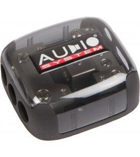 AUDIO SYSTEM HIGH-END 2x mini ANL + massaverdeelblok