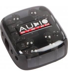AUDIO SYSTEM HIGH-END 4x mini ANL + massaverdeelblok