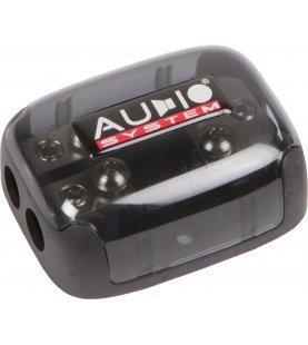 AUDIO SYSTEM HIGH-END 2-weg Mini ANL-distributieblok