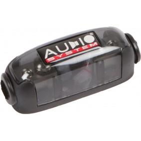 AUDIO SYSTEM Mini ANL HIGH END zekeringhouder.  Input/ Output: 10 tot 25 qmm