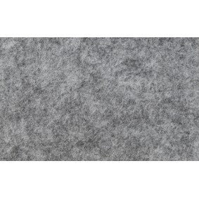 AUDIO SYSTEM Dekking fleece antraciet 2.5 mm High Quality licht grijs bekledingsstof 1.5x3m 4.5m2